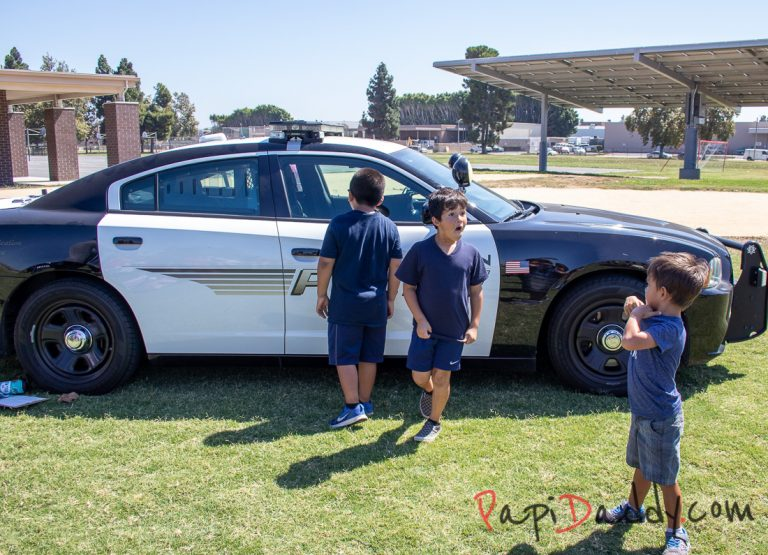 Run With A Cop Kicks Off at Thorman with a Massive Crowd