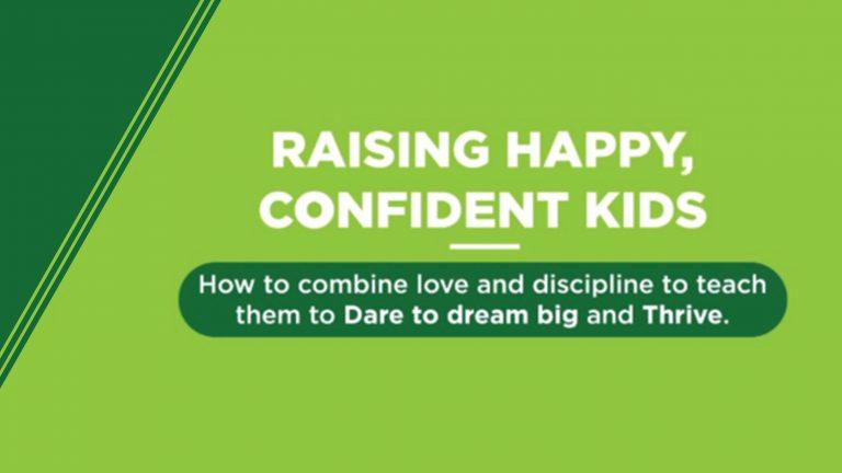 Raising Happy, Confident Kids – Free Summit Launches October 7.