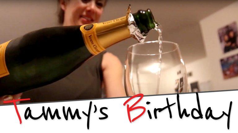 Happy Birthday, Tammy!